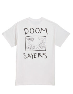 DOOM SAYERS – SNAKE SHAKE T-SHIRT