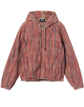 Stüssy – DYED WORK JACKET