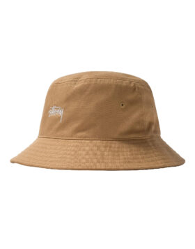 STÜSSY – STOCK BUCKET HAT