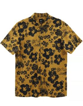Vans – Dark Aloha Woven Shirt