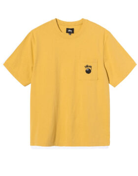 STÜSSY – 8 BALL POCKET CREW