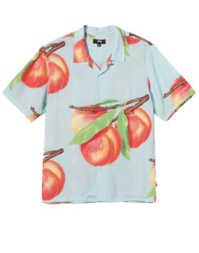 STÜSSY – PEACH PATTERN SHIRT