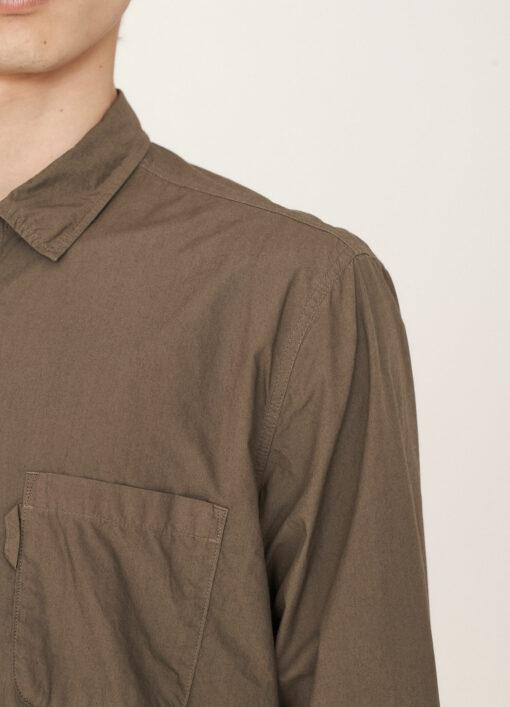 camicia you must create verde