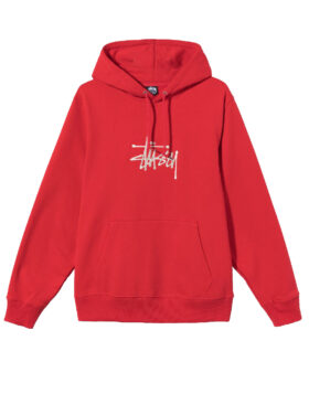 Stüssy – BASIC STÜSSY EMBROIDERED HOOD