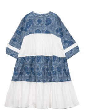 YOU MUST CREATE – PETITE PALOMA ORGANIC COTTON DRESS