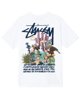 Stüssy – PSYCHEDELIC TEE