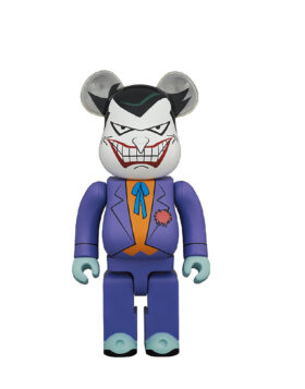 MEDICOM TOY – Be@rbrick 'The Joker – Batman The Animated Series'