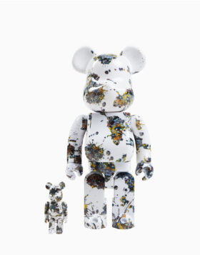 MEDICOM TOY – Be@rbrick JACKSON POLLOCK SPLASH