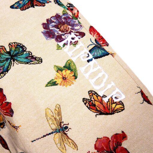pantaloni farfalle ripndip