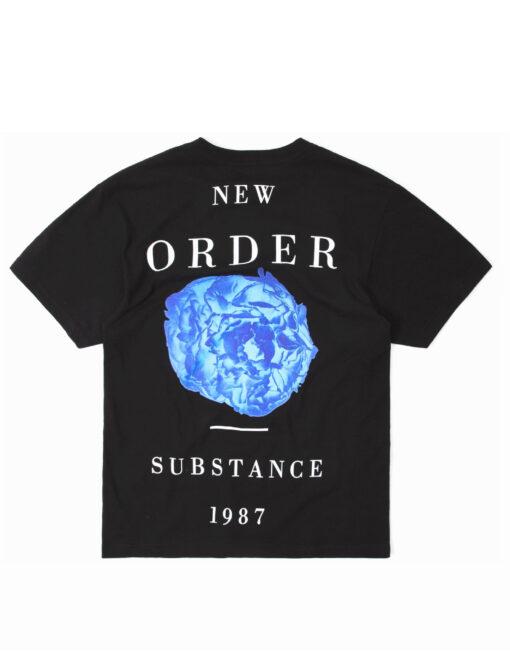 maglietta nera new order