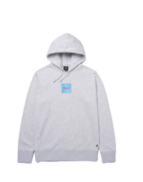 HUF – DOMESTIC BOX EMBROIDERY PULLOVER HOODIE