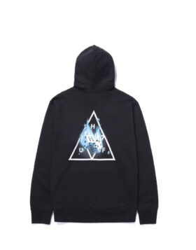 HUF – HOT DICE TRIPLE TRIANGLE PULLOVER HOODIE