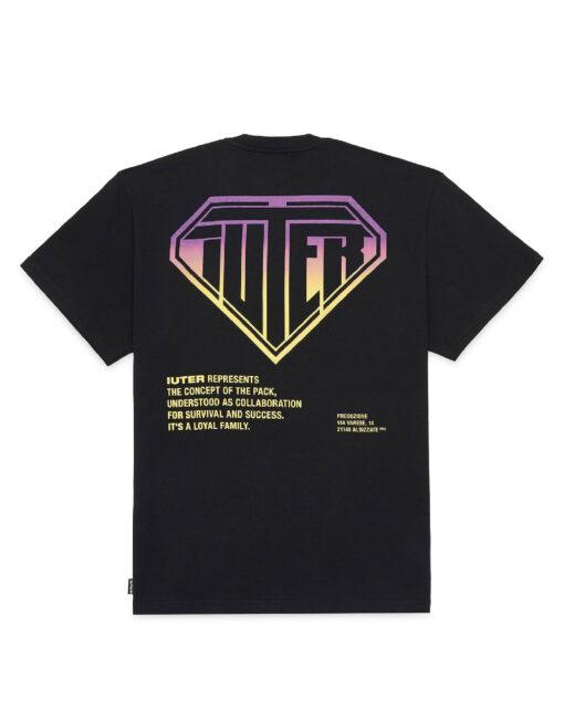 shirt black logo iuter