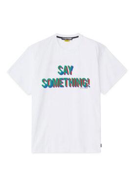 IUTER – SAY SOMETHING TEE