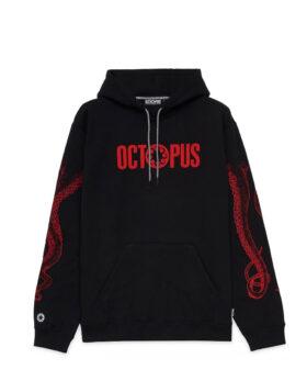 OCTOPUS – OUTLINE LOGO HOODIE