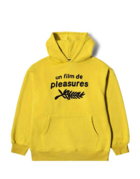 PLEASURES – FILM HOODY