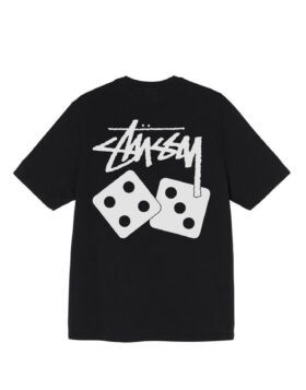 STÜSSY – DICE PIGMENT DYED TEE