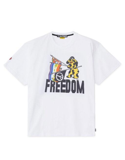 shirt bianca iuter freedom