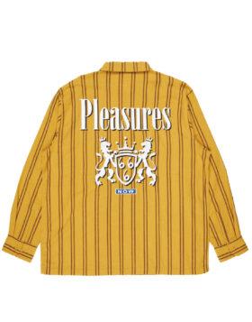 PLEASURES – RUBY WORK SHIRT