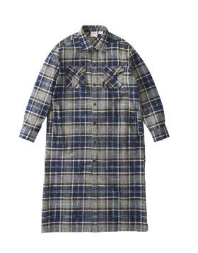 GRAMICCI – FLANNEL SHIRT DRESS WOMENS