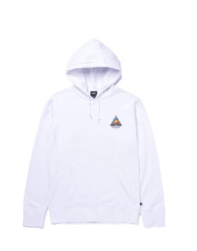 HUF – VIDEO FORMAT TRIPLE TRIANGLE PULLOVER HOODIE