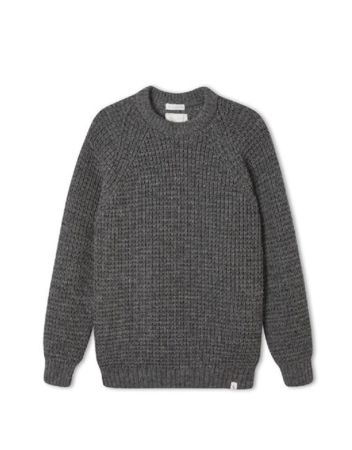 wool peregrine neck