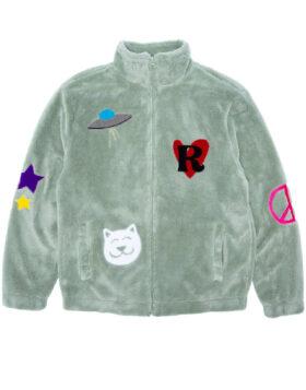 RIPNDIP – Play Date Sherpa Jacket