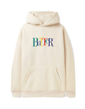 BUTTER GOODS – JUMBLE EMBROIDERED HOODIE
