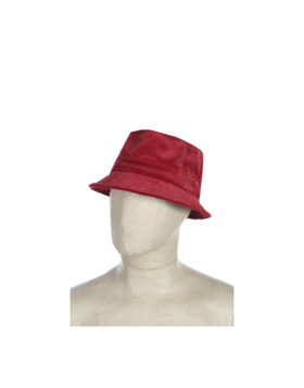 Universal Works – Bucket Hat In Red