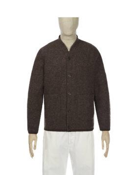 UNIVERSAL WORKS – Cardigan Wool Fleece